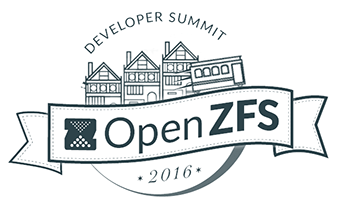 OpenZFS Dev Summit 2016