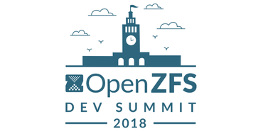 OpenZFS Dev Summit 2018